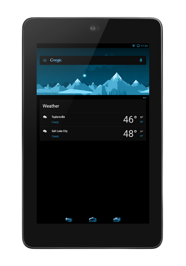 Holo Theme CM12 CM 13 Screenshot 7