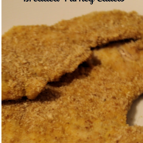Breaded Turkey Cutlets
