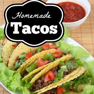 Homemade Tacos Recipes