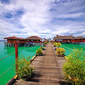 Maratua Island by Taufiqurakhman Ab - Landscapes Travel