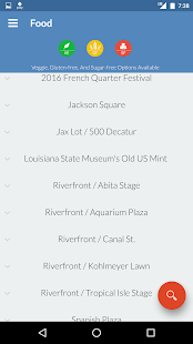 French Quarter Festival - screenshot