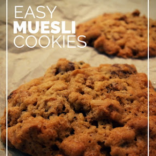 Muesli Cookies Recipes