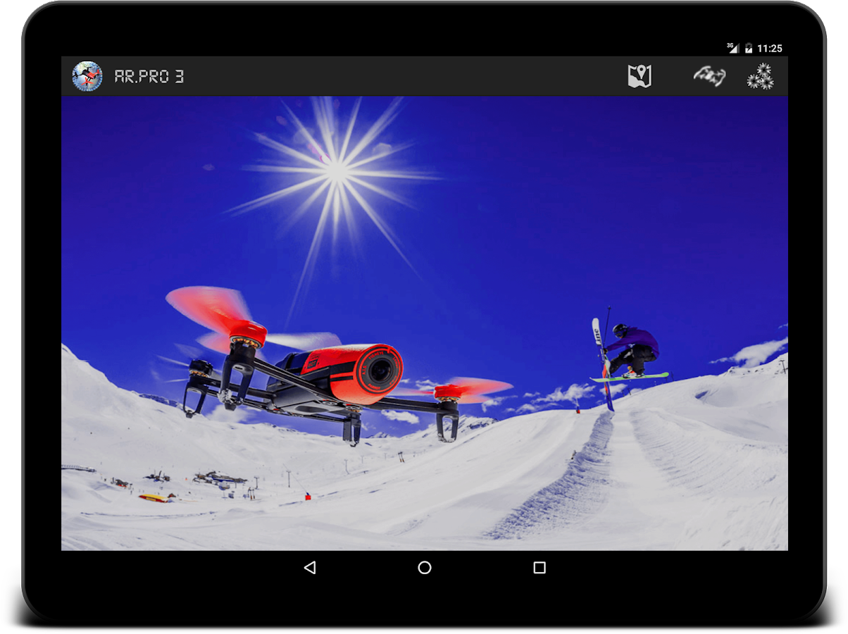 AR.Pro 3 for Bebop Drones Screenshot 14
