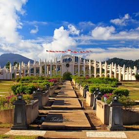 CHOGM Park, Langkawi Island, Malaysia.. by Tsukiyama Kaminaga - City,  Street & Park  City Parks
