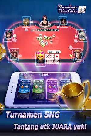 Domino QiuQiu:Domino99(KiuKiu) 1.1.9 screenshot 234151