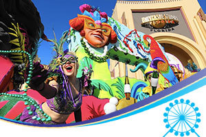 Springtime events at Florida's theme parks
