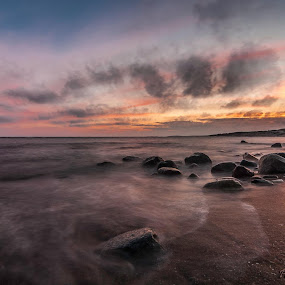 Elements (3) by Patrick Pedersen - Landscapes Waterscapes ( water, waterscape, multi exposure, long exposure, seascape, landscape )