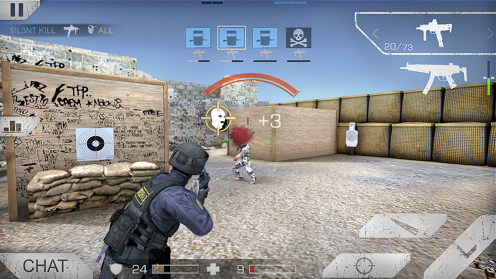 Standoff : Multiplayer Screenshot 17