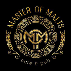 Master Of Malts, Connaught Place (CP), Connaught Place (CP) logo