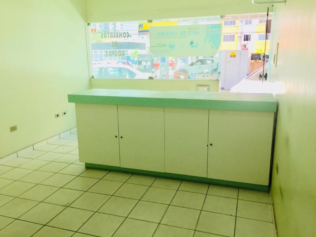 Sala para alugar, 30 m² por R$ 1.100,00/mês - Jardim Oceania - João Pessoa/PB