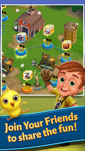 FarmVille: Harvest Swap - screenshot