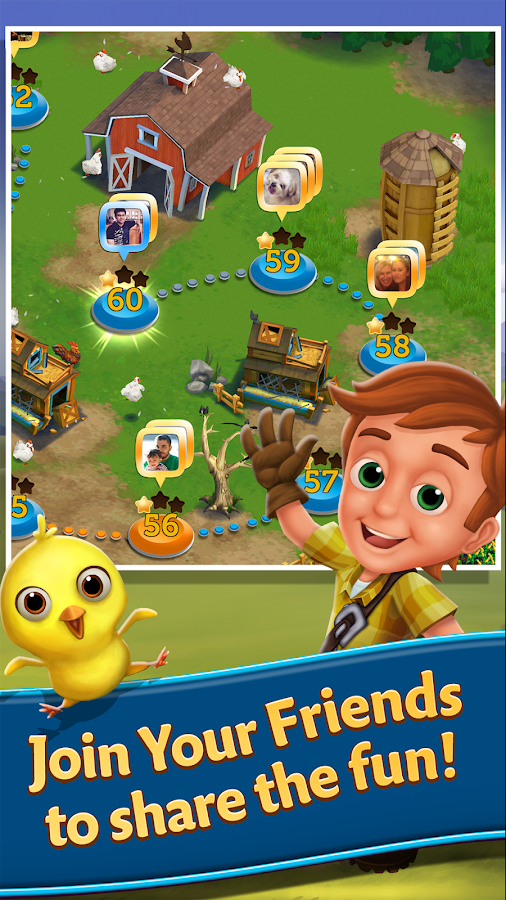 FarmVille: Harvest Swap Screenshot 2