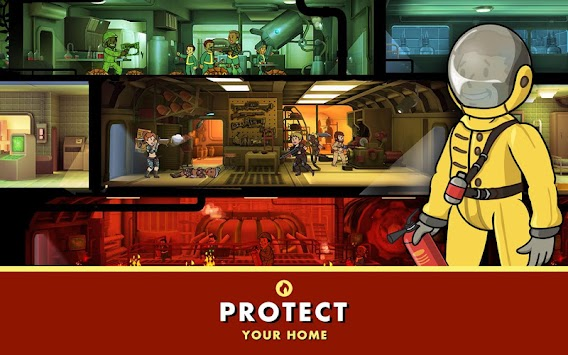 Fallout Shelter APK screenshot thumbnail 12