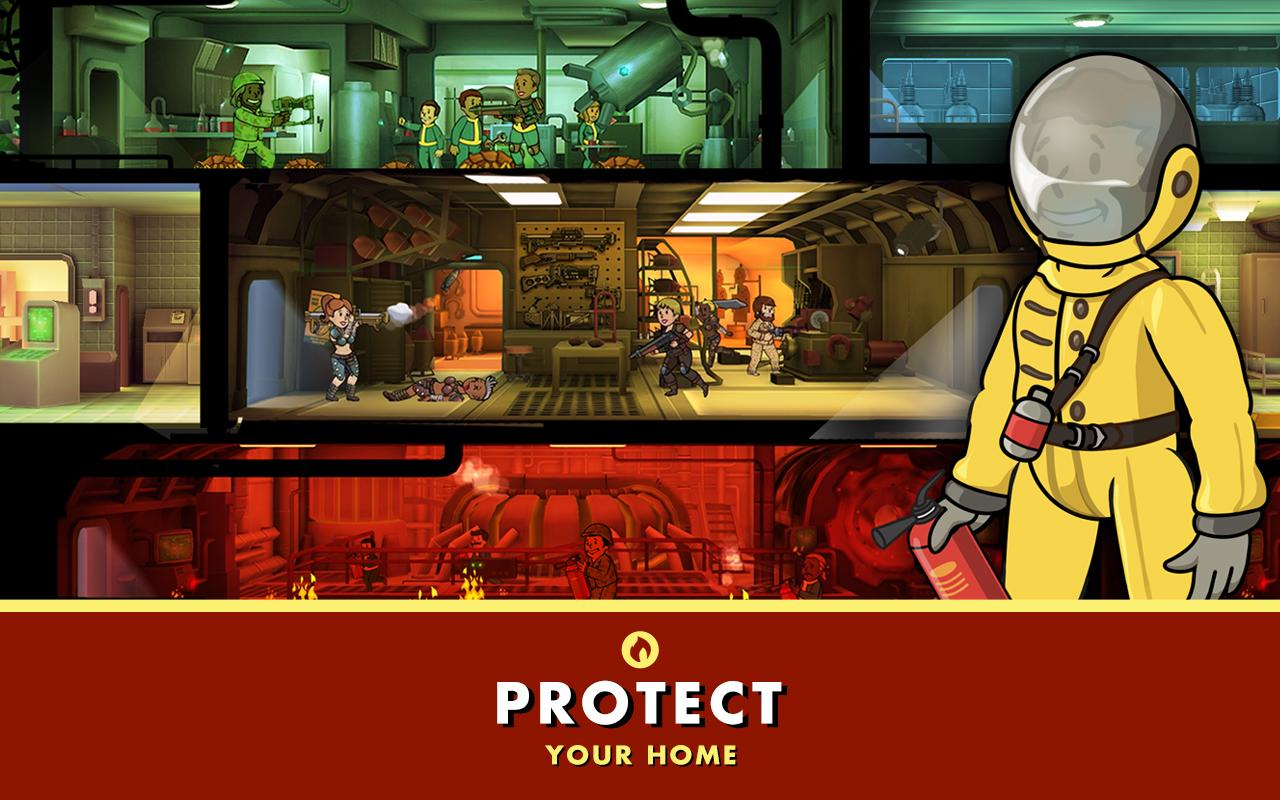 Fallout Shelter Screenshot 11