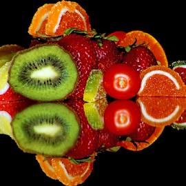 fruits,vegetables and candys by LADOCKi Elvira - Food & Drink Fruits & Vegetables ( vegetables )