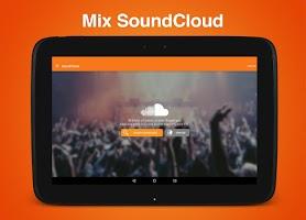 Screenshot of Cross DJ Pro