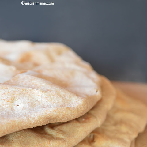 Yeast Less Flat Bread