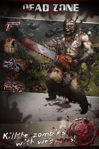 DeZone: Zombie Crisis - screenshot