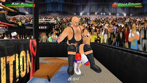Wrestling Revolution 3D screenshot 8