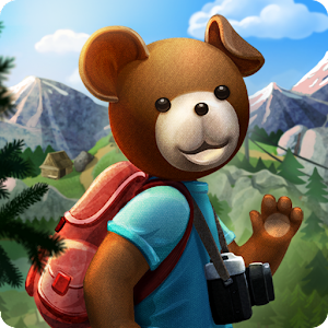 Cover art Teddy Floppy Ear: Mt Adventure