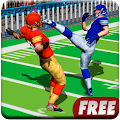 Football Rugby Players Fight APK for Bluestacks