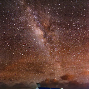 Starhopping by Noel Angeles - Landscapes Starscapes (  )