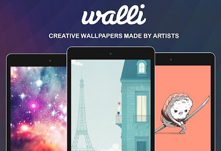 Walli - Wallpapers HD Screenshot