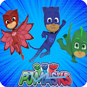 Pj super Masks adventure file APK Free for PC, smart TV Download
