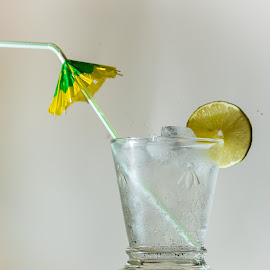 Ice Ice Baby by Barry Carter - Food & Drink Alcohol & Drinks ( water, refreshing, still life, cocktail, cool drink )