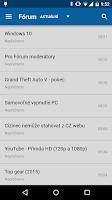 Screenshot of CzTorrent