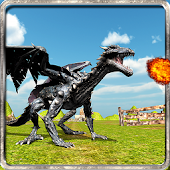 Download Clan of Dragons Simulator APK to PC