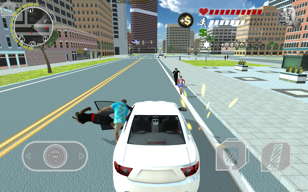 Miami Crime Vice Town Screenshot 4