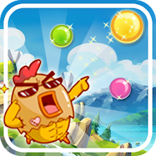 Chicky Pop:Bubble Shooter 2016