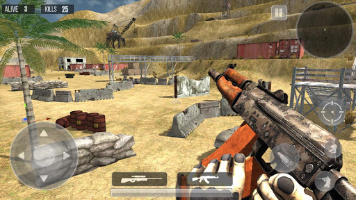 Mountain Sniper 3D Shooter For PC