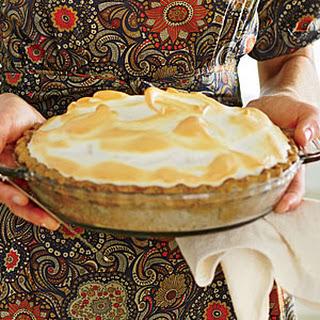 Nut Meringue Pie Crust Recipes