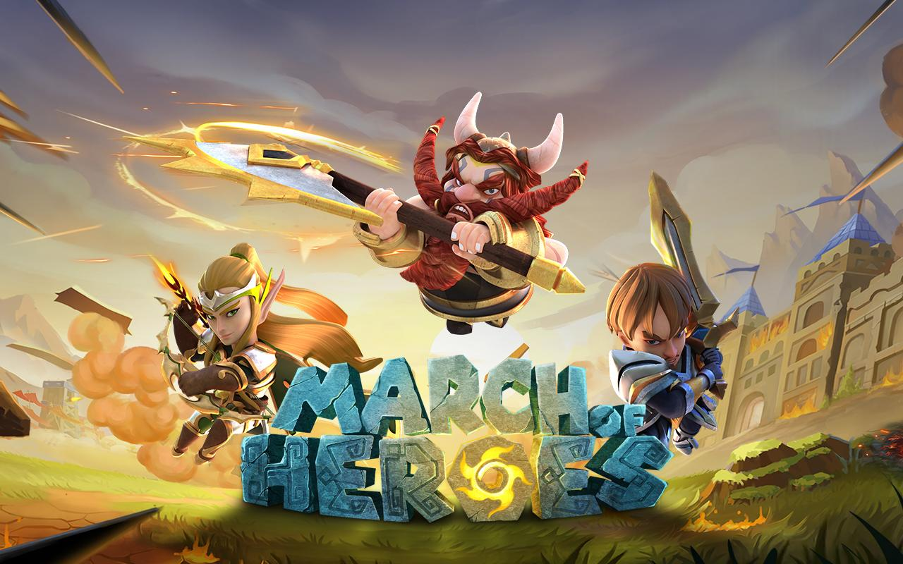 March of Heroes Screenshot 10