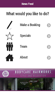 Bodycare and Hairworks - screenshot