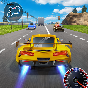 Crazy Road Racing For PC (Windows & MAC)