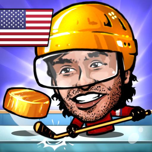 Puppet Ice Hockey: Pond Head (game)