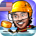 Download Full Puppet Ice Hockey: Pond Head 1.0.23 APK