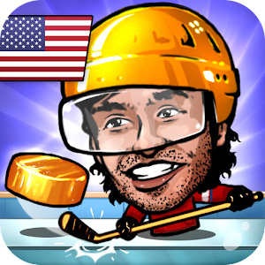 Puppet Ice Hockey: Pond Head For PC