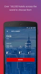 App MakeMyTrip-Flights Hotels Cabs APK for Windows Phone
