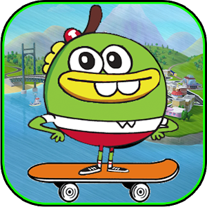 Skater Breadwinners Adventure