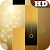 Gold Piano Tiles file APK for Gaming PC/PS3/PS4 Smart TV