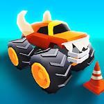 Monster truck.io Icon