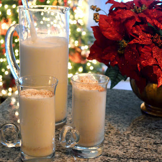 Eggnog With Whiskey Recipes
