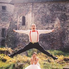 Svadobný fotograf  www.lubosvrtik.sk by Ľuboš Vrtík - Wedding Bride & Groom ( svadobne fotenie, kripina, svadba, svadobne fotografie, litava )