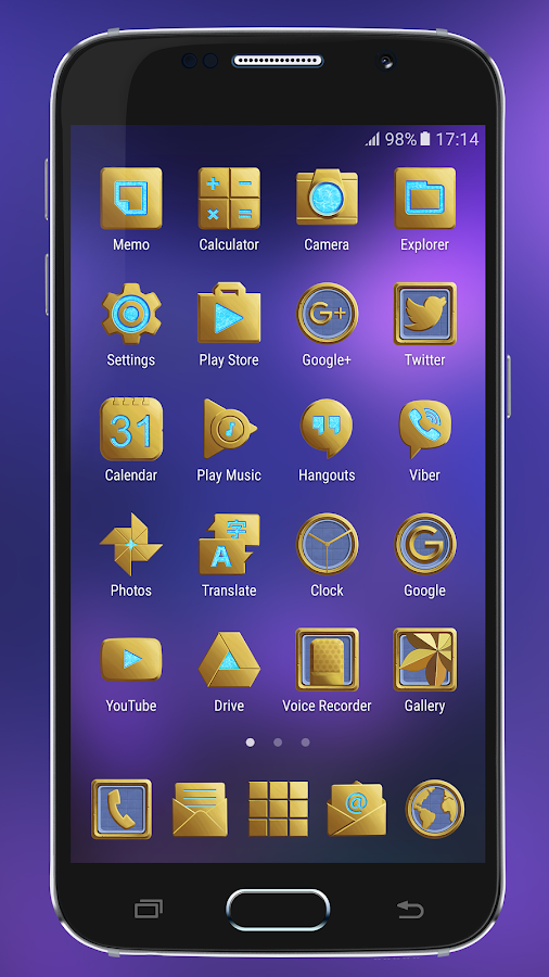 Magic Faitel's Icon Pack Screenshot 0