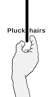 Pluck It: hairs and emotions for pc