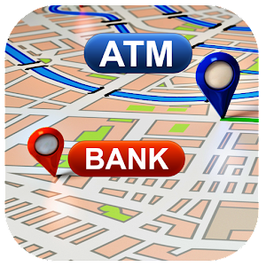 Download ATM &  BANK Finder For PC Windows and Mac